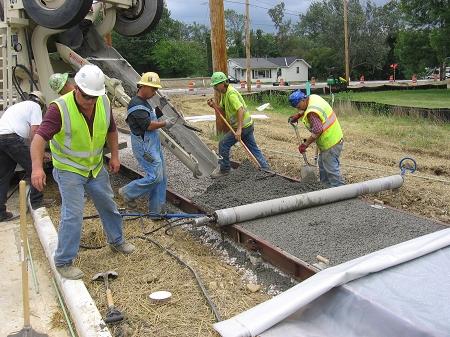 Nrmca Pervious Concrete Contractor Course Ohio Concrete